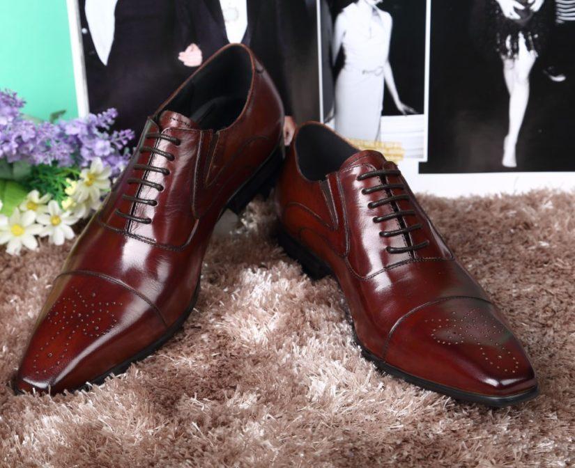выбрать мужскую обувь больших размеров
