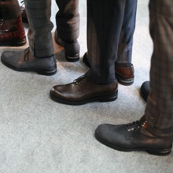 Известные бренды мужской обуви
