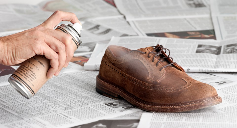 чистим замшевую обувь в домашних условиях