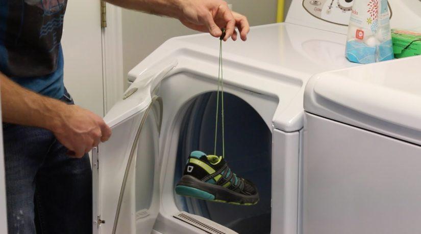 как правильно высушить обувь