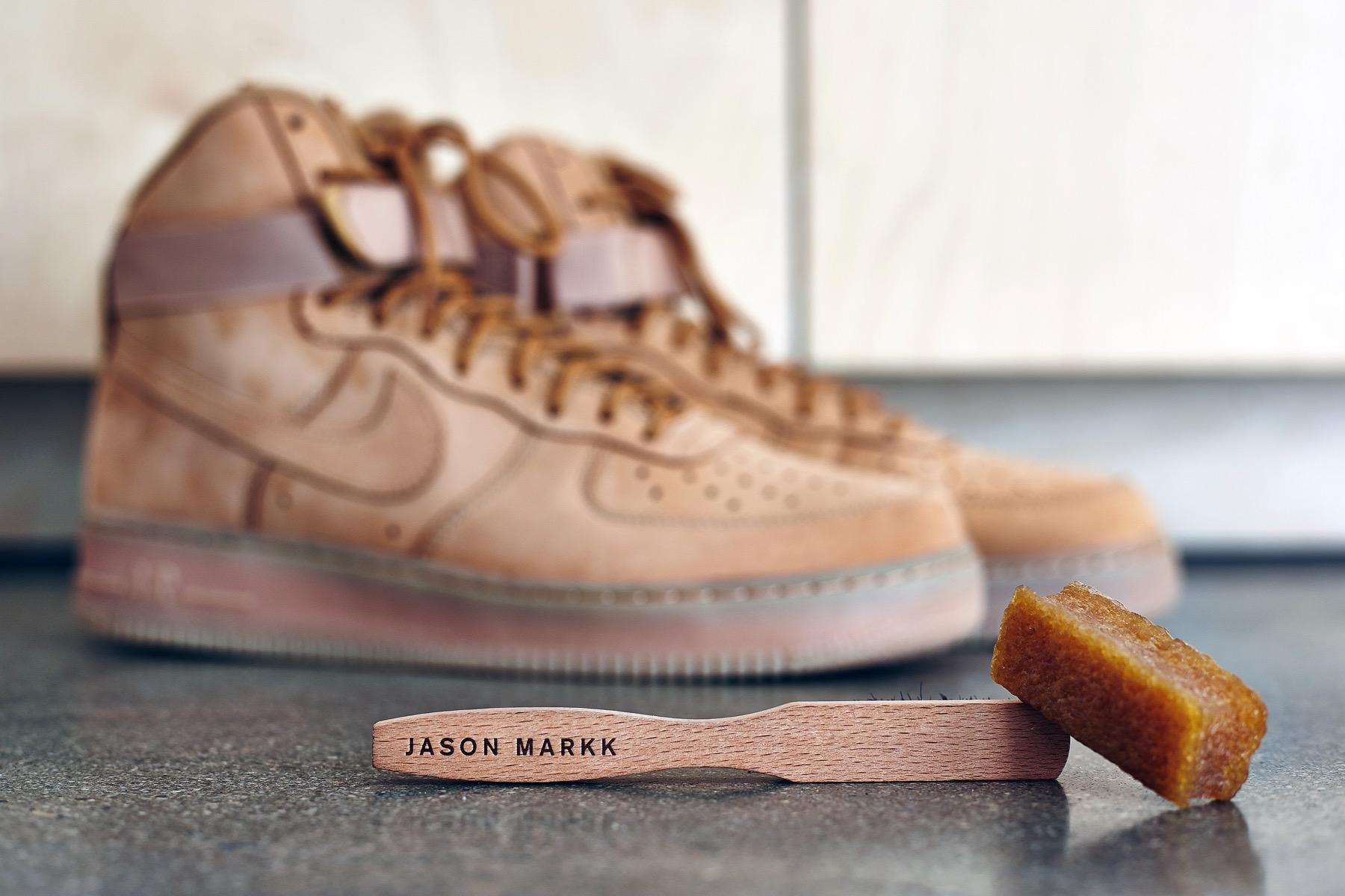 как чистить замшевую обувь от грязи