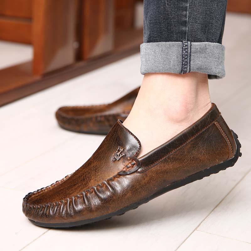 мужские мокасины и другие виды обуви