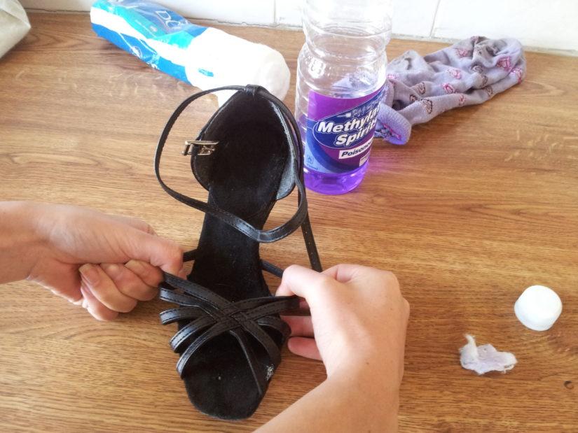 Как расширить туфли в домашних условиях